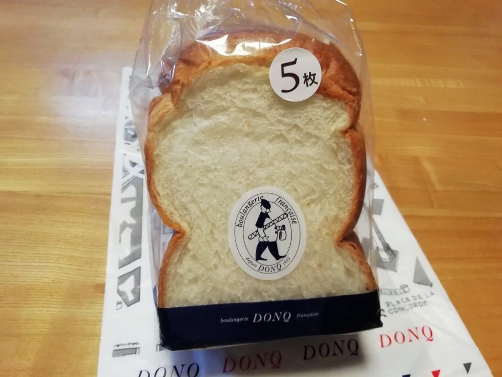 DONQドンクのオリジナル食パン